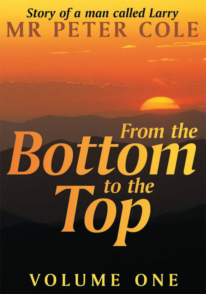 Book Cover: From the Bottom to the Top Volume One